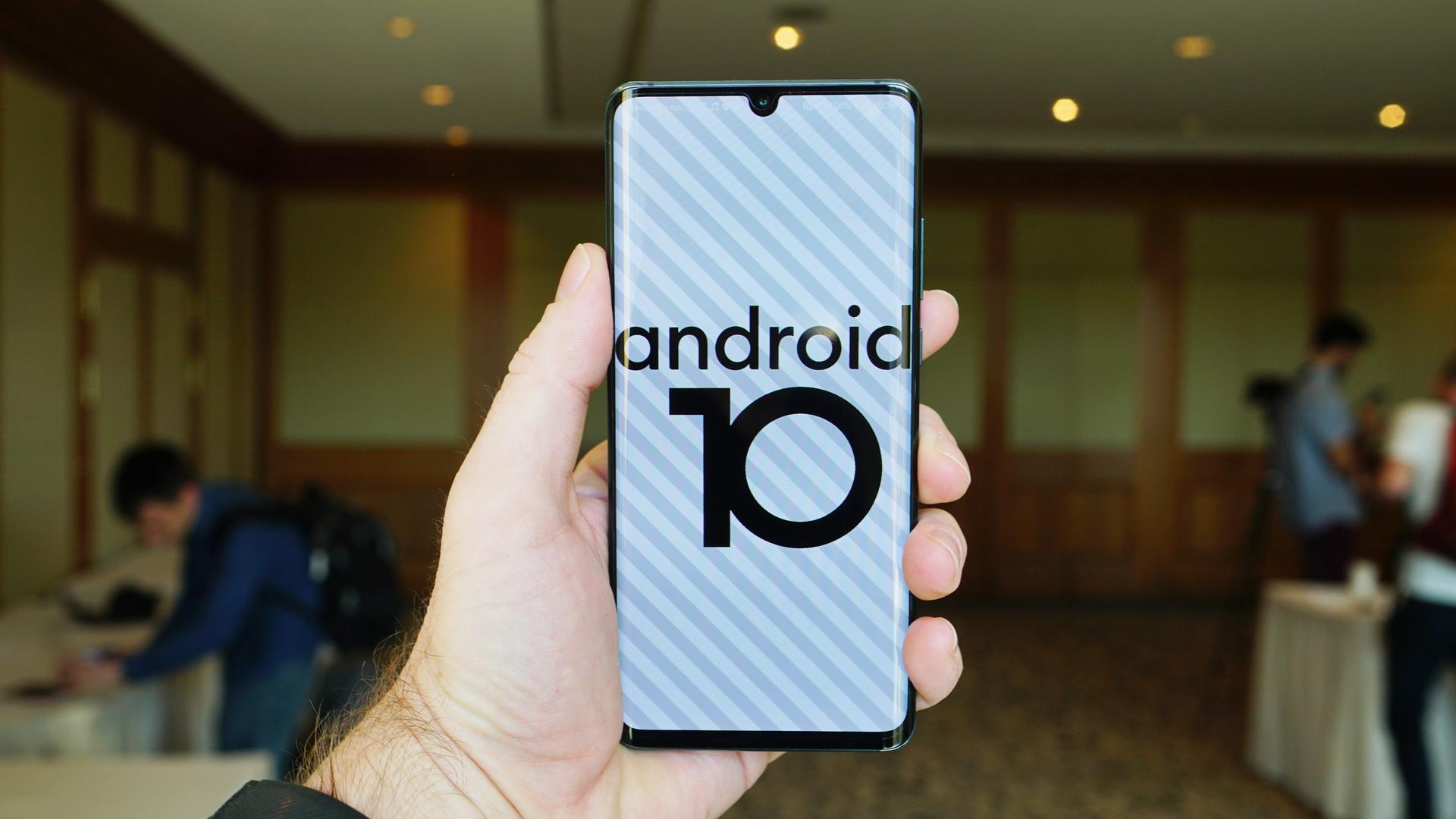 أثمرت جهود Google في جعل التحديثات بشكل أسرع ، حيث تم اعتماد Android 10 أسرع تحديث