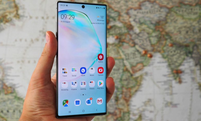 صورة أحدث تسريبات Samsung Galaxy Note 20 عبارة عن كشف الميزات الرئيسية