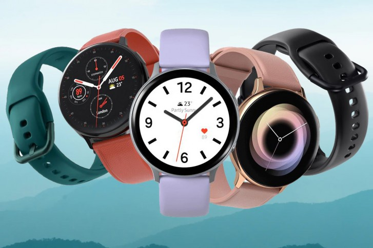 إطلاق Samsung Galaxy Watch Active2 LTE Aluminium في الهند