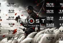 """صورة إليكم تقييمات Ghost of Tsushima من مختلف النقاد """"مسك الختام لـ PS4""""!"""