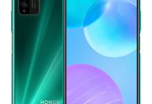 صورة الإعلان الرسمي عن هاتف Honor 30 Lite بمعدل تحديث 90Hz وسعر يبدأ من 240 دولار