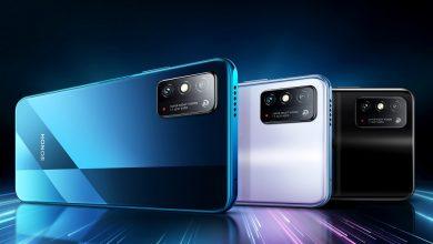 صورة الإعلان رسميًا عن الهاتف Honor X10 Max مع شاشة ضخمة بحجم 7.09 إنش والمعالج Dimensity 800