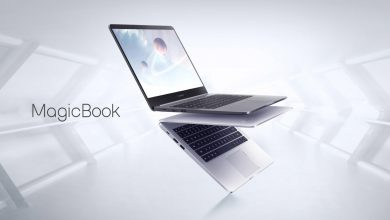 صورة الحاسوب Honor MagicBook قد يحصل على معالجات AMD Ryzen 4000 منتصف هذا الشهر