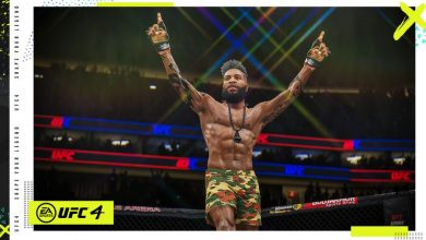 صورة الكشف رسمياً عن لعبة UFC 4 و التي ستكون حصرية للـ PS4 و XBOX ONE