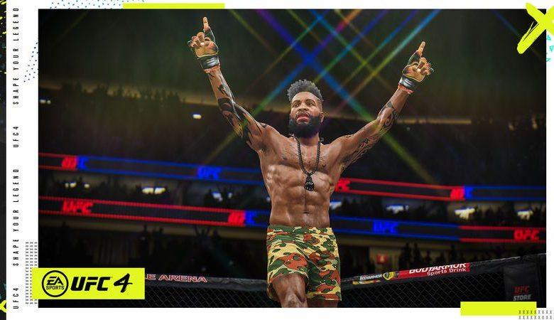 Photo of الكشف رسمياً عن لعبة UFC 4 و التي ستكون حصرية للـ PS4 و XBOX ONE