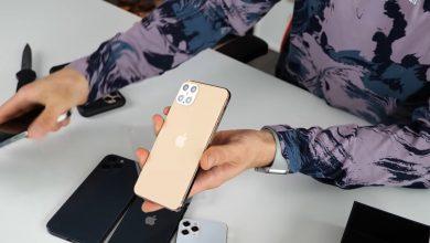 النسخ المزيفة من الهاتف iPhone 12 Pro Max بدأت تشق طريقها بالفعل إلى السوق