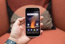 صورة الهاتف Nokia 1 يبدأ رسميًا اليوم بتلقي تحديث Android 10 Go Edition
