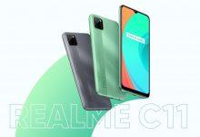 صورة الهاتف Realme C11 سيشق طريقه إلى الأسواق العالمية قريبًا