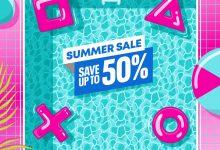 صورة انطلاق تخفيضات الصيف لمتجر بلايستيشن على 500 عنوان بخصم 50%!