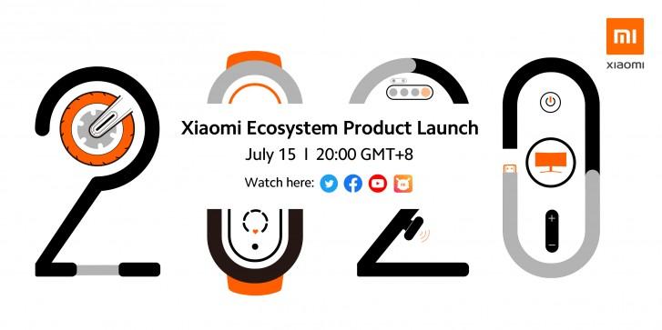 تخطط Xiaomi لإطلاق هاتف عالمي ، Mi Band 5 ، سكوتر كهربائي والمزيد في 15 يوليو
