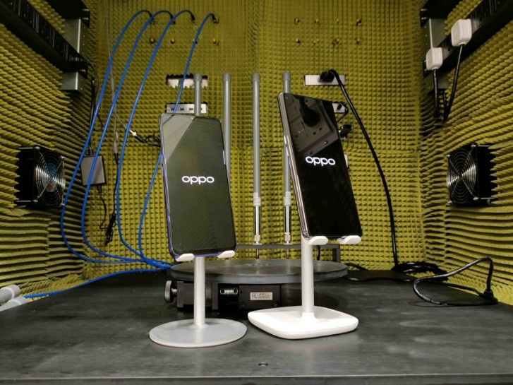 تساهم شركة Oppo في أول نشر لشبكة 5G SA في المملكة المتحدة