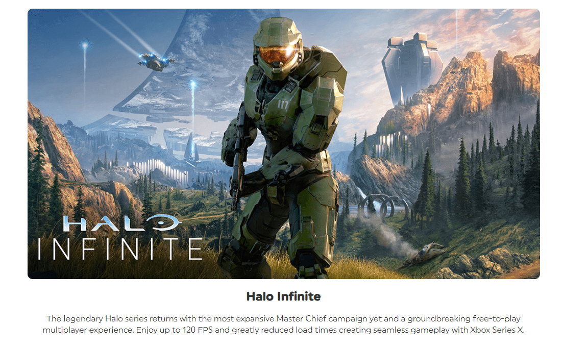Halo Infinite Multiplayer مجاني