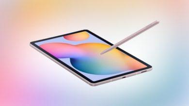 صورة تسريب التصميم والمواصفات التقنية الكاملة للجهاز اللوحي +Galaxy Tab S7