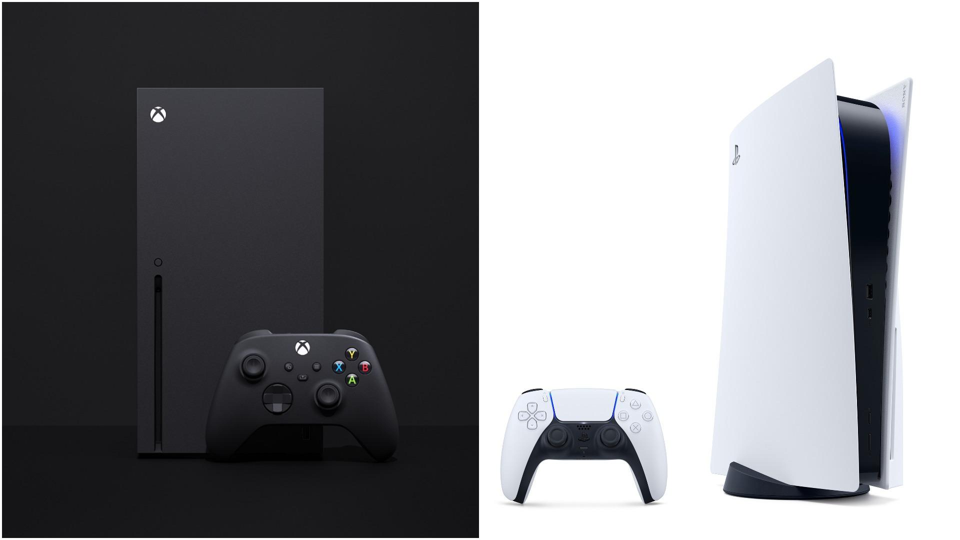 PS5 Xbox Series X الجيل المقبل