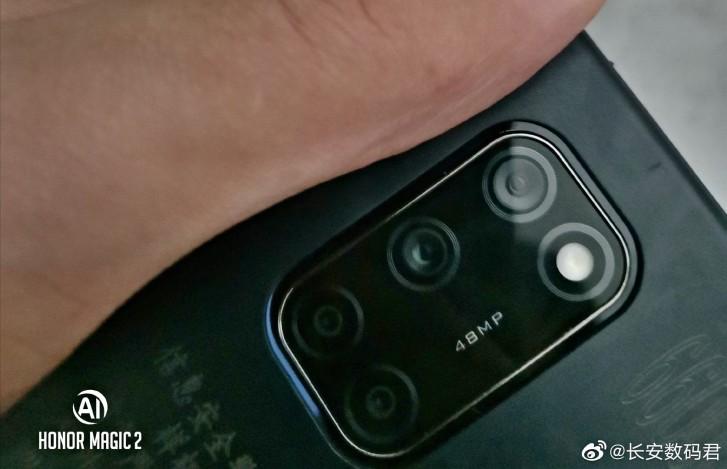 تسربت غموض شرف أو هاتف Huawei