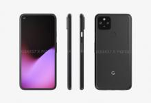 Photo of جوجل تقدم كلاً من هاتفي PIXEL 5 وPIXEL 4A بمستشعر للبصمة في الجهة الخلفية