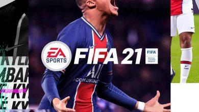 صورة رسمياً: Kylian Mbappe هو نجم غلاف لعبة FIFA 21 والمزيد عنها غداً!!
