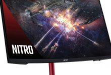 صورة شاشة الألعاب الجديدة المنحنية من Nerro XZ2 من أيسر رخيصة بشكل غير معقول