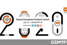 صورة شاهد إطلاق منتج Xiaomi Ecosystem هنا