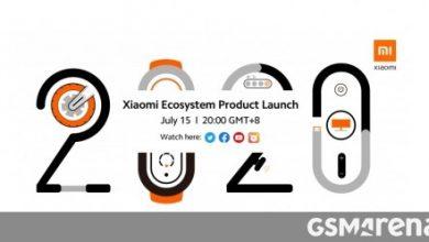 Photo of شاهد إطلاق منتج Xiaomi Ecosystem هنا