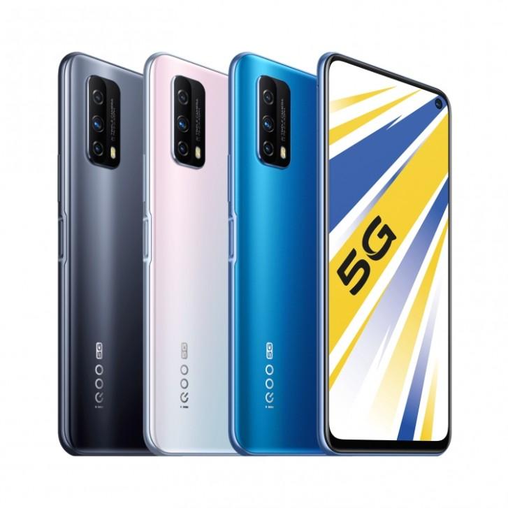 تم الإعلان عن vivo iQOO Z1x 5G أخيرًا مع بطارية 5000 mAh ، تكلف حوالي 230 دولارًا
