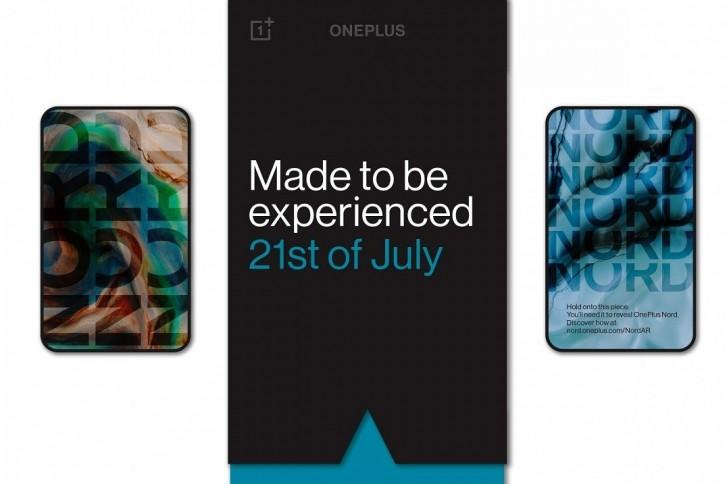 سيتم إطلاق OnePlus Nord في 21 يوليو ، تحقق من صندوق البيع بالتجزئة الخاص به