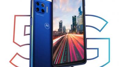 صورة موتورولا تعلن رسمياً عن هاتف MOTO G 5G PLUS بسعر يبدأ من 400 دولار