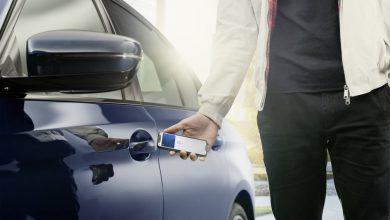 صورة ميزة CarKey الرقمية من Apple متاحة الآن لجهاز iPhone أو Apple Watch