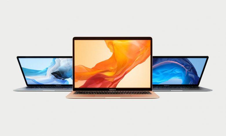 Photo of نسخة ARM من MacBook Air قد تكون أرخص من نسخة Intel