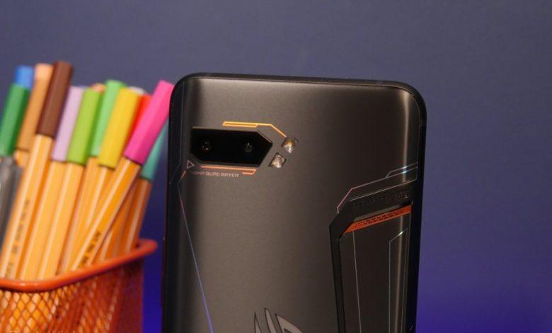 Photo of يتميز هاتف Asus ROG Phone 3 بسعة بطارية ضخمة 6000 مللي أمبير في الساعة