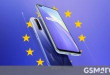 صورة Realme X50 5G متجهًا إلى أوروبا ، ومن المقرر إطلاقه في 8 يوليو