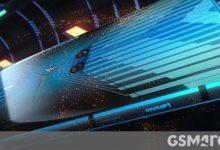 صورة إعلان تشويقي لهاتف Lenovo Legion يكشف عن محركات اهتزازية خطية مزدوجة