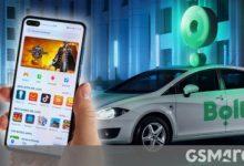 صورة توصلت Huawei إلى اتفاق مع Bolt ، وهو بديل Uber