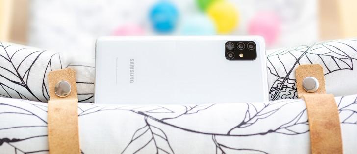 Photo of مراجعة هاتف Samsung Galaxy A51 5G