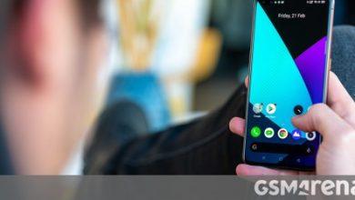 صورة تحديث  Android 11 Beta يصل لهاتف Realme X50 Pro