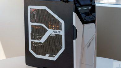 صورة استعراض آسوس ROG Strix GD30CI |  سطح مكتب الألعاب