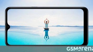 صورة تؤكد صفحة الدعم الرسمية لهاتف Samsung Galaxy M01s إصدار 3 غيغابايت من ذاكرة الوصول العشوائي