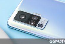 صورة إطلاق Vivo X50 و X50 Pro في 16/17 يوليو في العديد من الأسواق