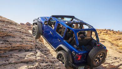 صورة تجربة قيادة : 2020 Jeep Wrangler EcoDiesel حسب الطلب الشعبي