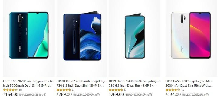 تخلص مبيعات الصيف في المملكة المتحدة من 120 جنيهًا إسترلينيًا من سعر Xiaomi Mi 10 ، و 150 جنيهًا إسترلينيًا من Galaxy Note10 +