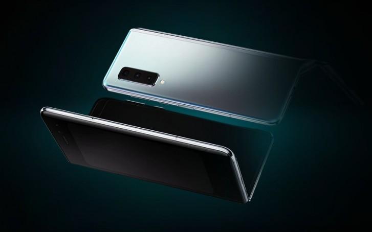 يسمى Samsung Galaxy Fold خليفة Z Fold 2