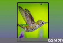صورة Galaxy Z Fold 2 هو اسم خليفة هاتف Galaxy Fold