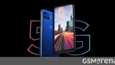 صورة تم الإعلان عن هاتف Moto G 5G Plus باعتباره الهاتف 5G الأكثر بأسعار معقولة في المصنع