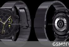 صورة تم تصوير Samsung Galaxy Watch3 بواسطة NCC ، وتسريبات الفيديو القصيرة التشويقية