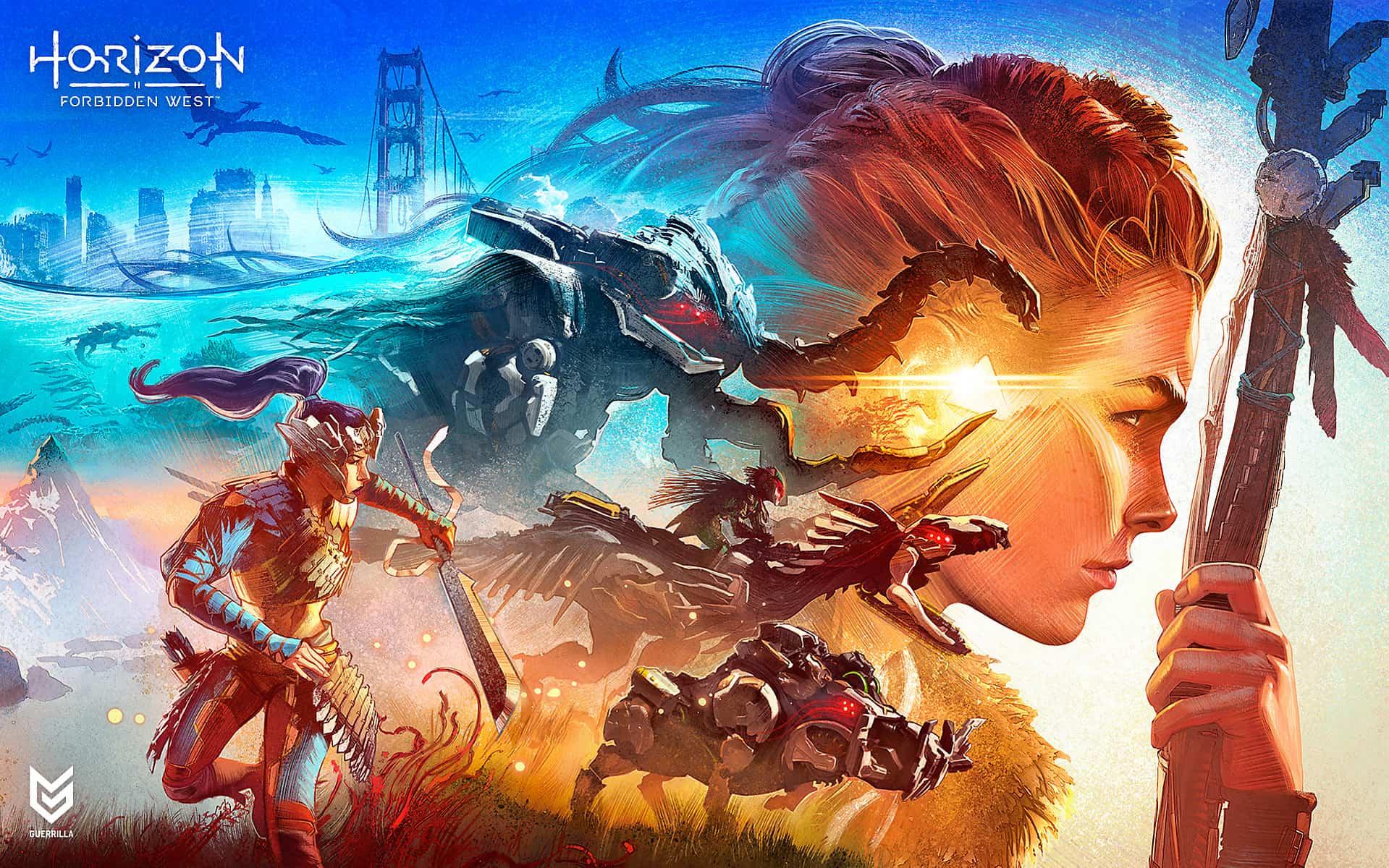 Horizon Forbidden West PS5
