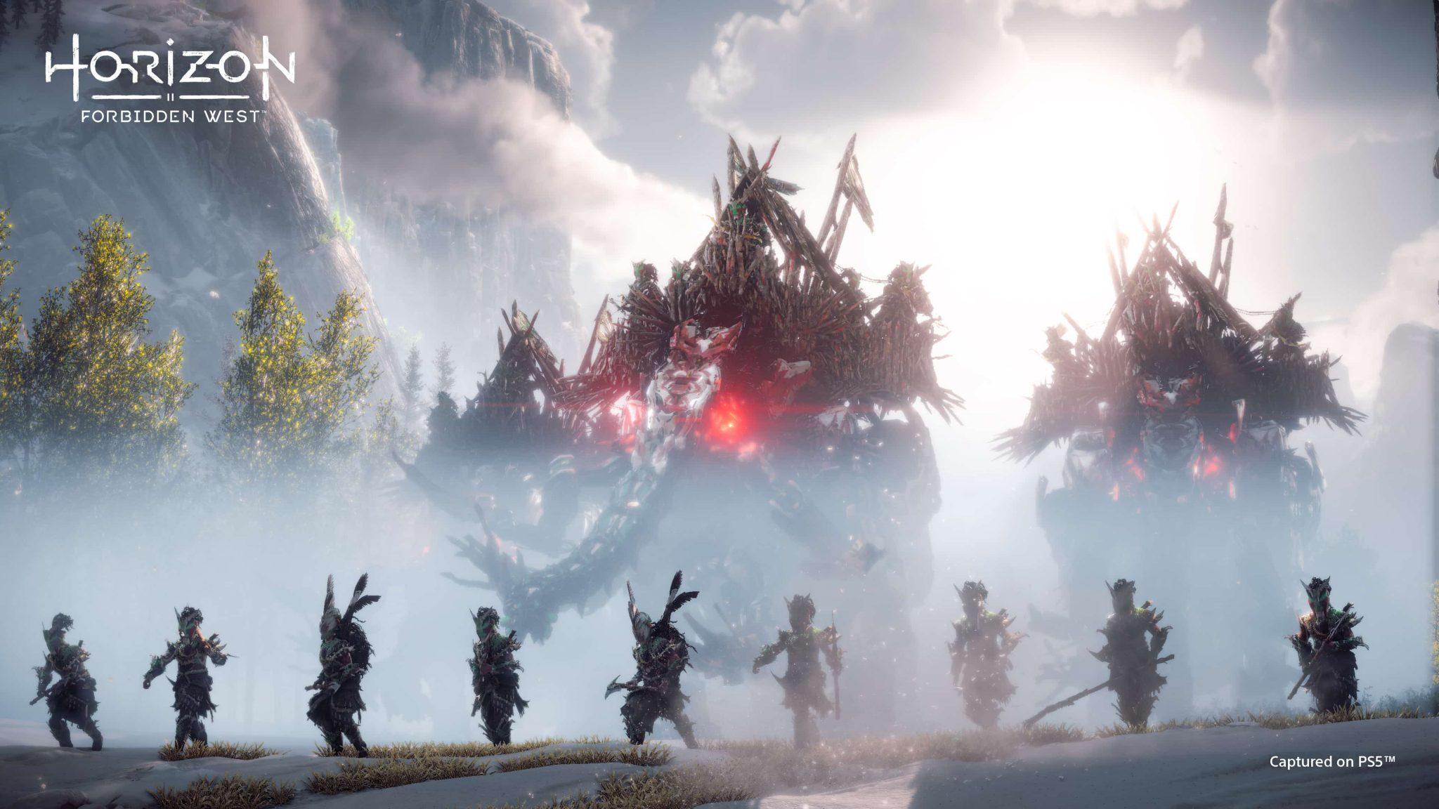 Horizon Forbidden West PS5 Sony