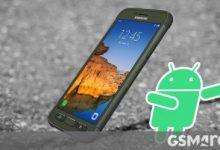 صورة توقف Samsung دعم Galaxy S7 النشط و Galaxy Tab A 10.1 (2016)