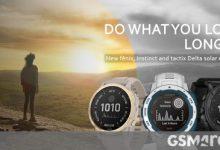 Photo of تقوم Garmin بتحديث Fenix 6 و Instinct و Tactix Delta smartwatches بشحن بالطاقة الشمسية