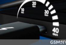 صورة تفاصيل Intel Thunderbolt 4: شاشتان 4K أو 8K و 4 منافذ شحن وشحن 100W