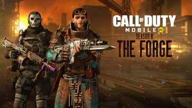 "صورة انطلاق موسم Call of Duty Mobile الثامن ""The Forge""..إليك ما يقدمه!"